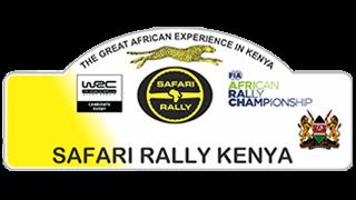 WRC Safari Rally Kenia 2021